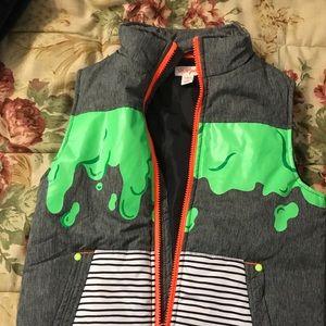 NWOT. Cat Jack Boys Vest